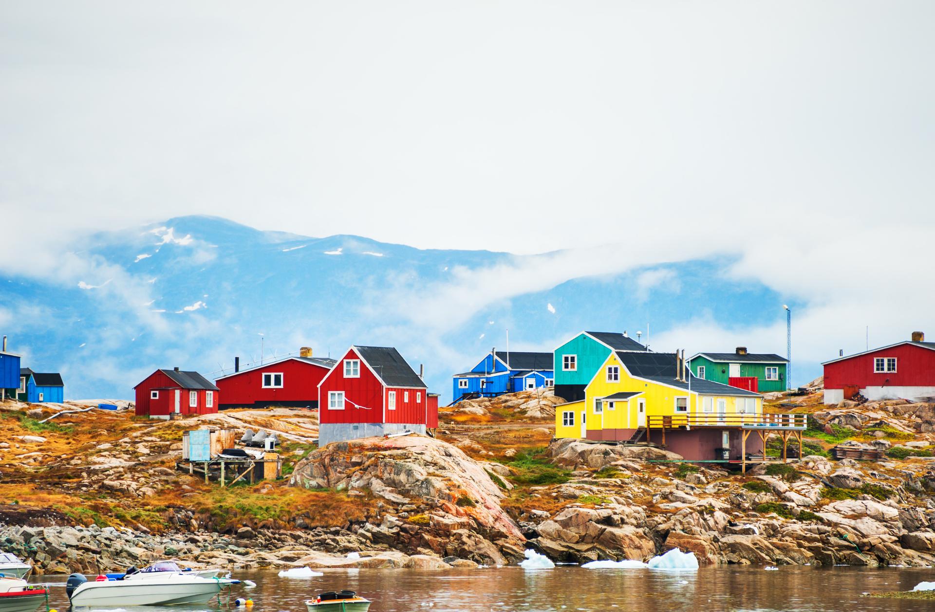 Grönlands Westen